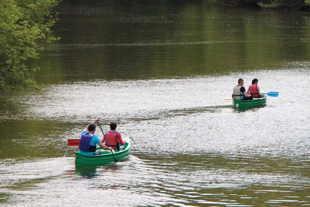 Randonnées en canoë - idées